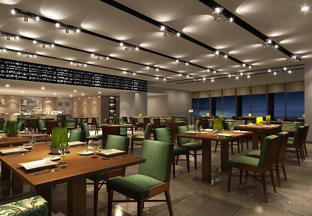 Dining2 in Hotel Fairfield By Marriott Bangalore