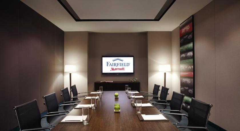 Meeting2 in Hotel Fairfield By Marriott Bangalore