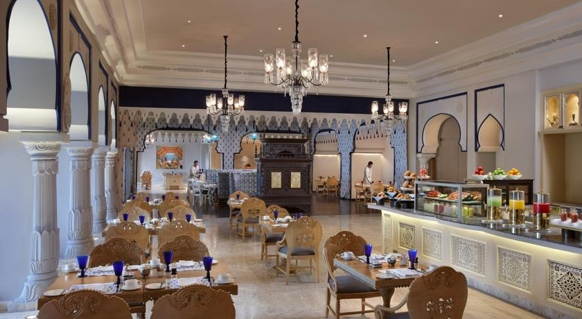 Dining in Fairmont Jaipur Hotel