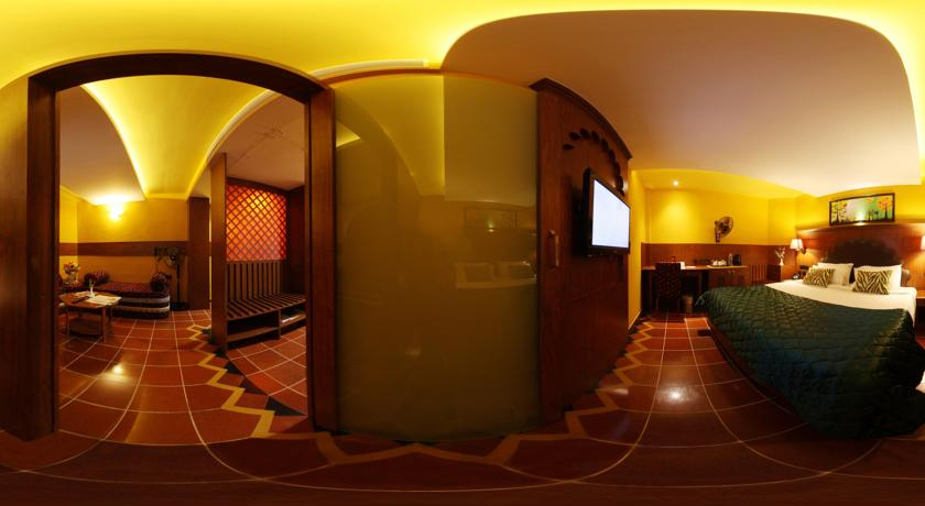 Concept Rooms in Femina Hotel In Trichy