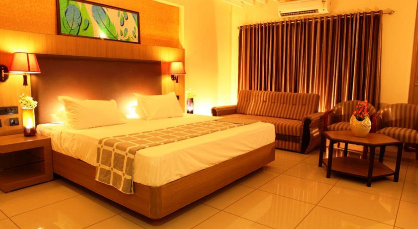 Presidential Suites in Femina Hotel In Trichy