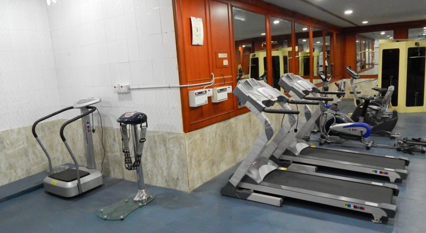 Gym2 in Femina Hotel In Trichy