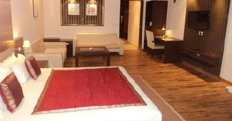 Superior Rooms in Hotel Flag House Resort Shimla