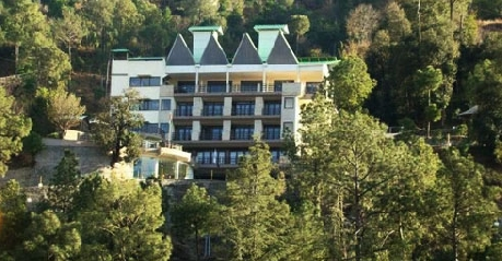 Hotel Flag House Resort Shimla
