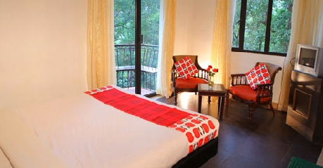 Forest View Rooms in Forest Haven Resort Munnar