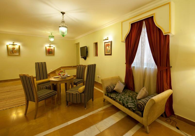 guest room2 in Rajwada Hotel, Jaisalmer