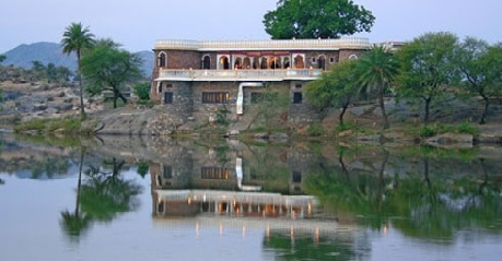 Fort in Sagar Deogarh