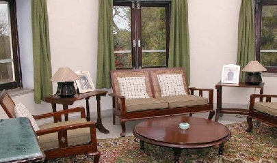 guest room in Fort Unchagaon, Garhmukteshwar