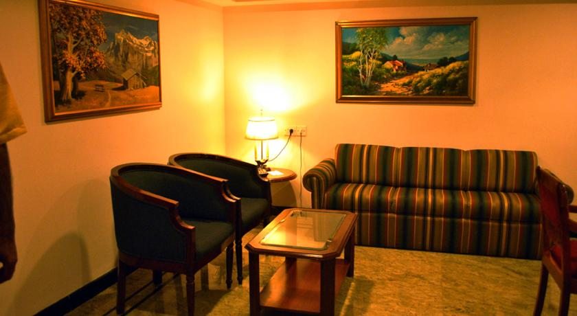 guest room in Fortune Hotel Kozhikode