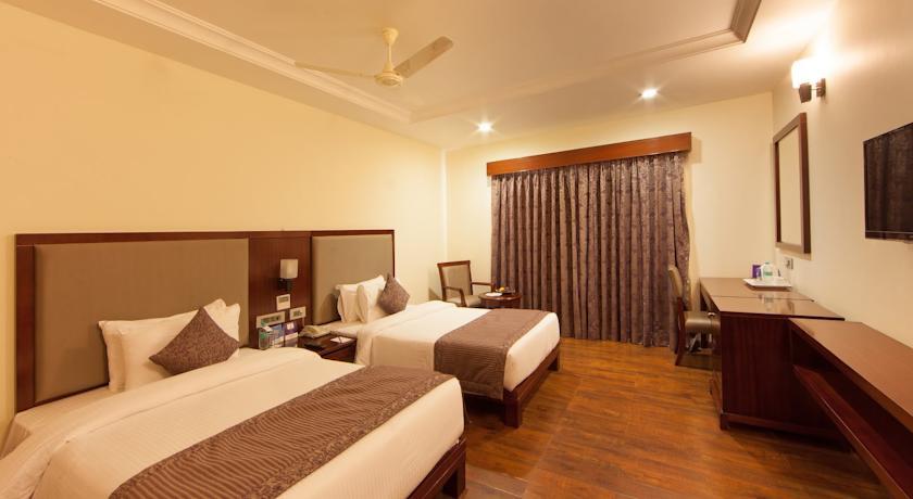 Club Room in Fortune Select Grand Ridge Tirupati