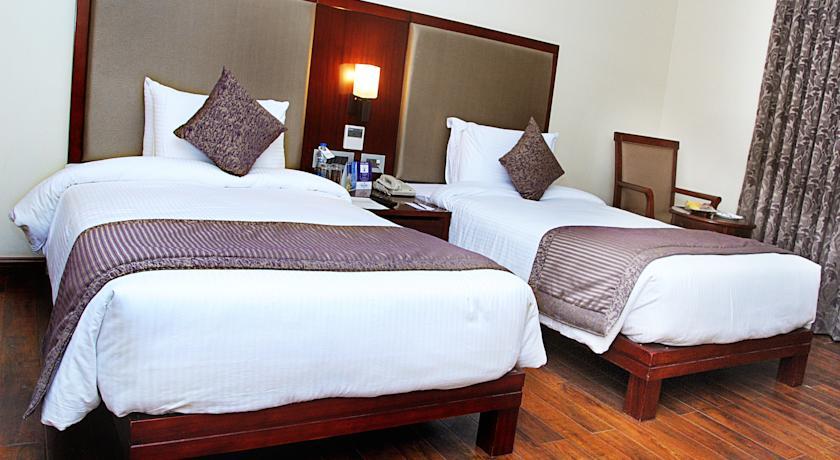 Suites in Fortune Select Grand Ridge Tirupati
