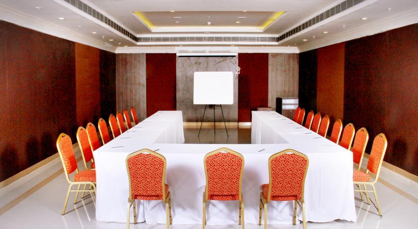 Meeting in Fortune Select Grand Ridge Tirupati