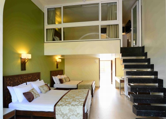 Contemporary Suite in Fountain Hotel, Mahabaleshwar