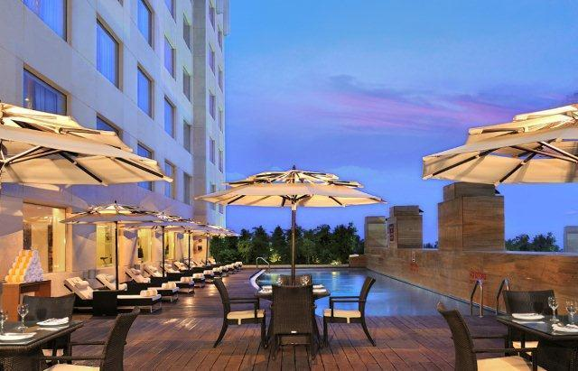 Luxury in Four Points By Sheraton