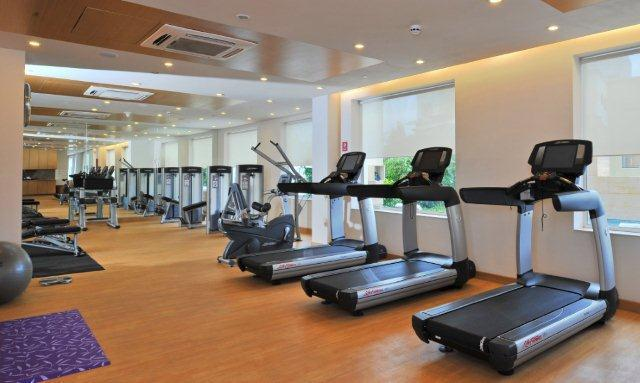 Gym in Four Points By Sheraton