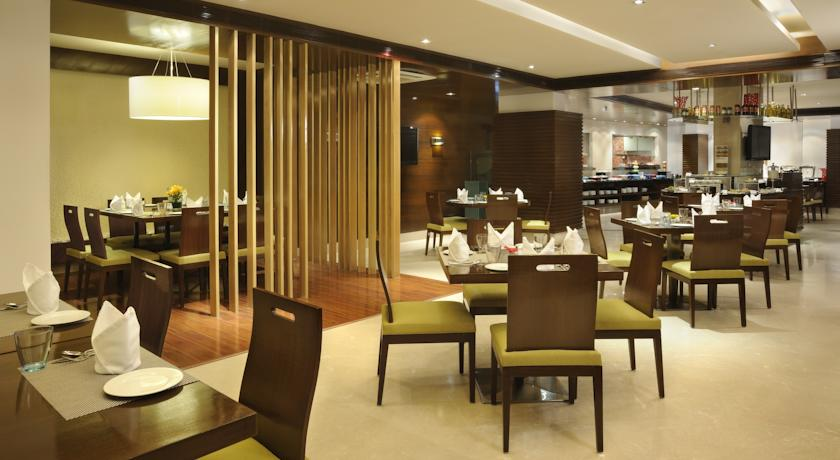 Dining in Four Points By Sheraton