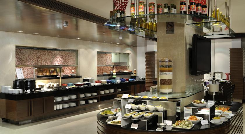 Foods in Four Points By Sheraton
