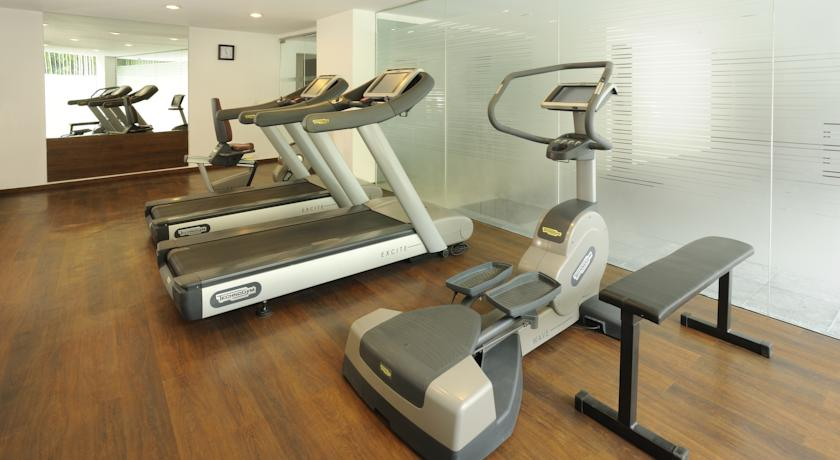 gym2 in Four Points By Sheraton