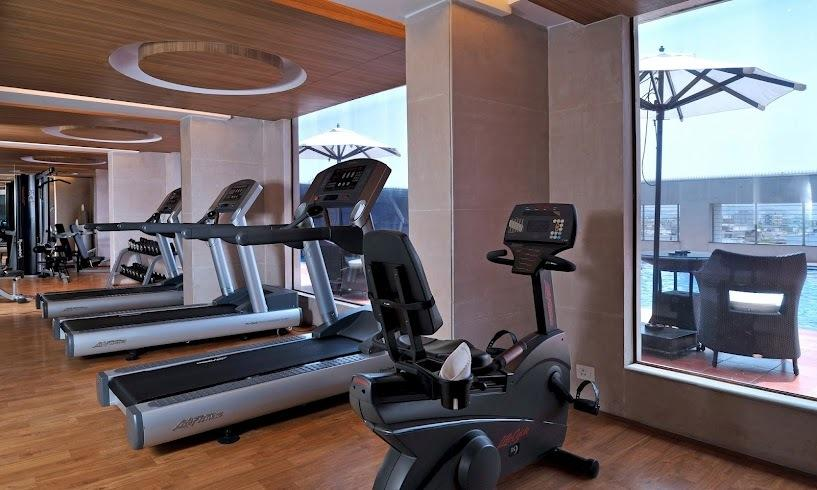 Gym in Four Points By Sheraton Jaipur