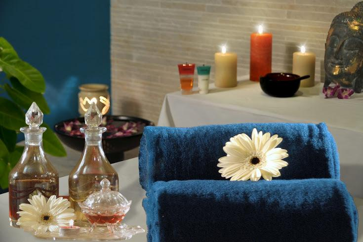 Spa in Four Points By Sheraton Jaipur