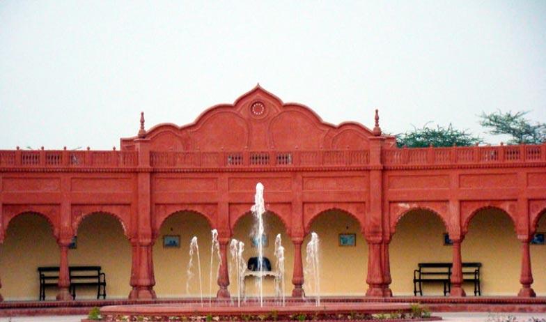Resort in Gaj Kesari