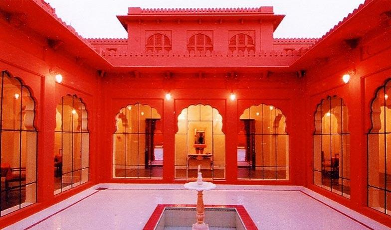 Resort2 in Gaj Kesari