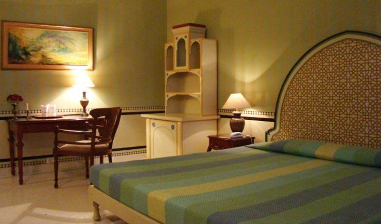 Bedroom in Gaj Kesari