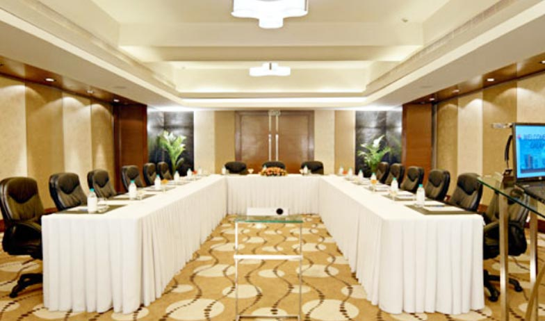 Meeting in Galaxy Hotel