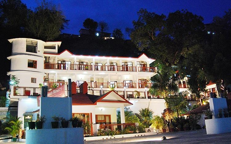 Hotel Ganga Beach Resort, Rishikesh