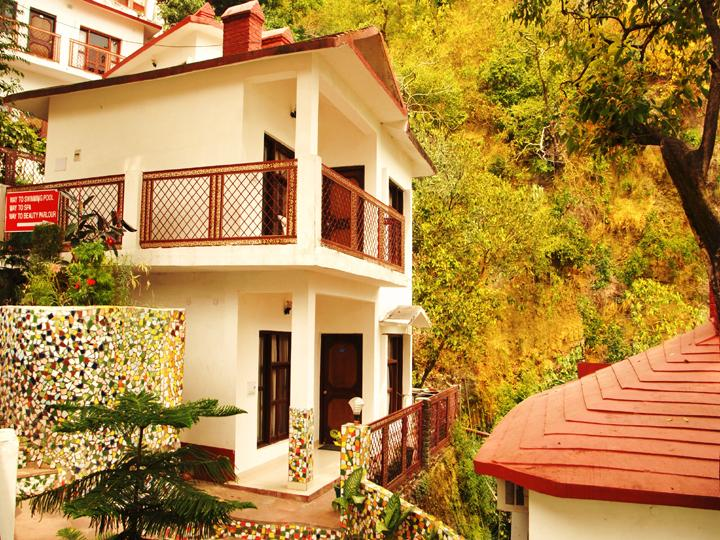 Hotel Ganga Beach Resort, Rishikesh2