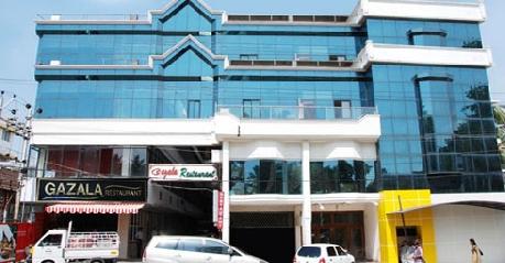Hotel Gazala Inn Palakkad