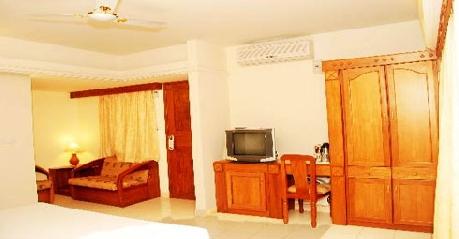 Guest room in Gazala Inn Palakkad