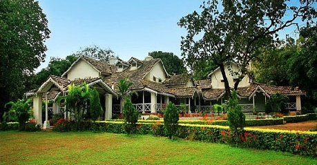 Resort in Glen View Hotel, Pachmarhi