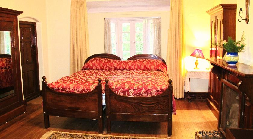 Rooms in Glyngarth Villa Hotel Ooty