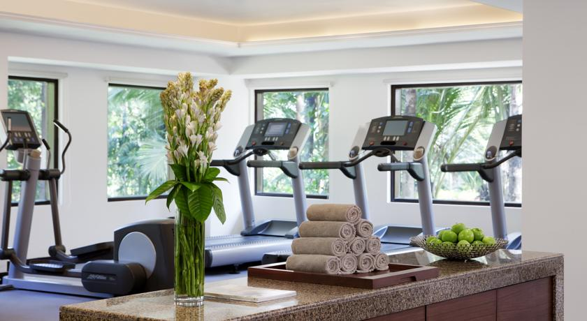 Gym in Goa Marriott Resort And Spa