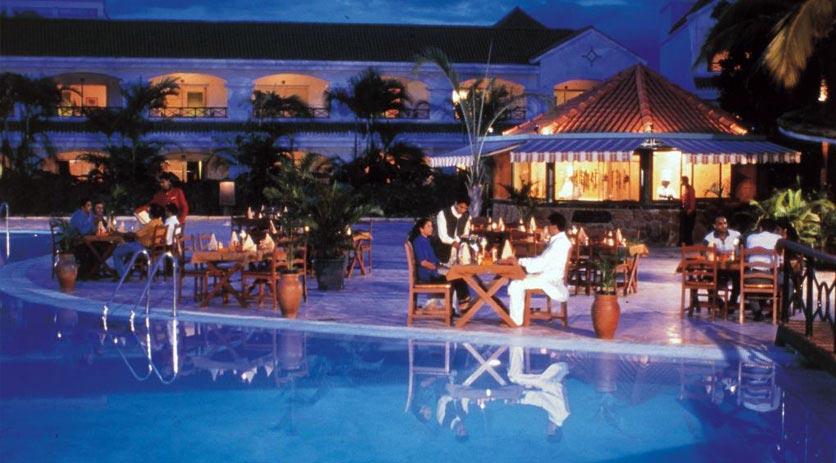 Swimming-in-Golden-Palms-Resort-&-Spa