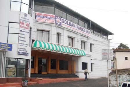 Hotel Golden Parks Inn Kodaikanal