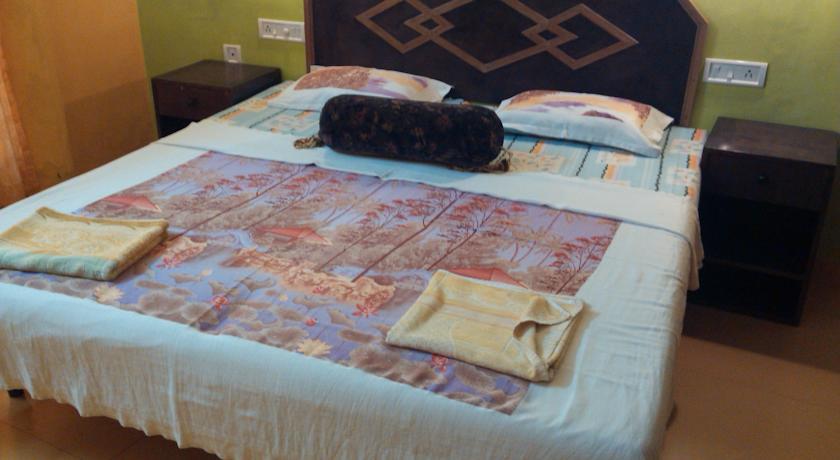 Normal AC Room in Hotel Golden Sands Kovalam