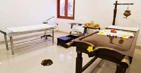 treatment spa in Golden Sun Hotel Beach Resort