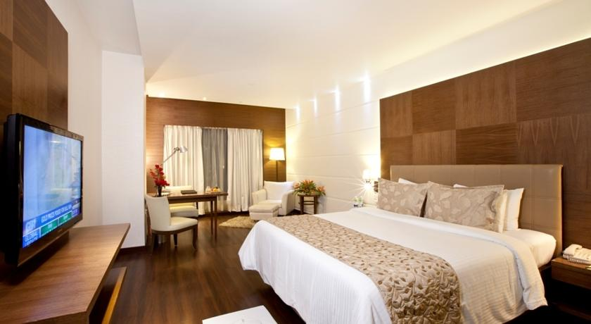 Club Rooms in Hotel Goldfinch Hotel Bangalore