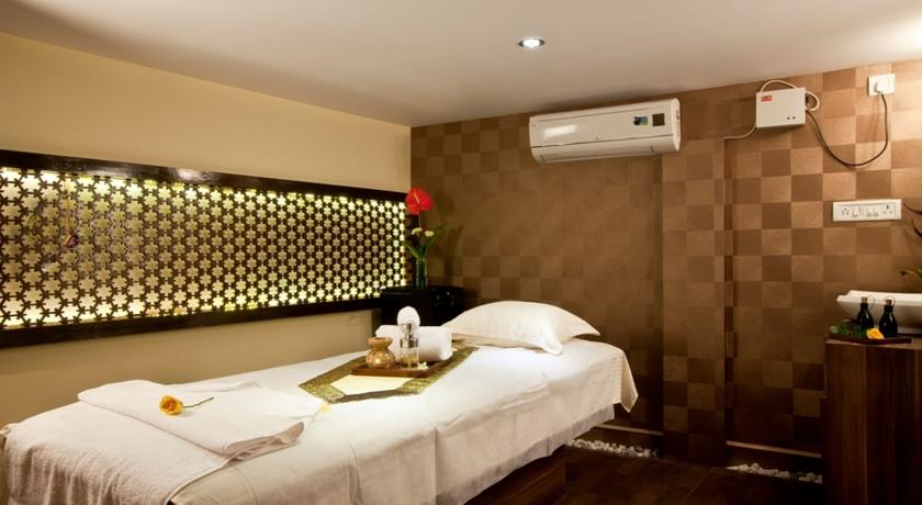 Spa in Hotel Goldfinch Hotel Bangalore