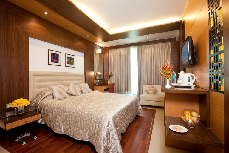 Executive Rooms in Hotel Goldfinch Mangalore