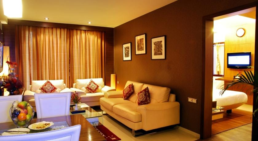 Guest Room in Hotel Goldfinch Mangalore