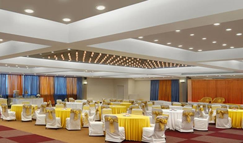 Dining in Grand Bhagwati Hotel