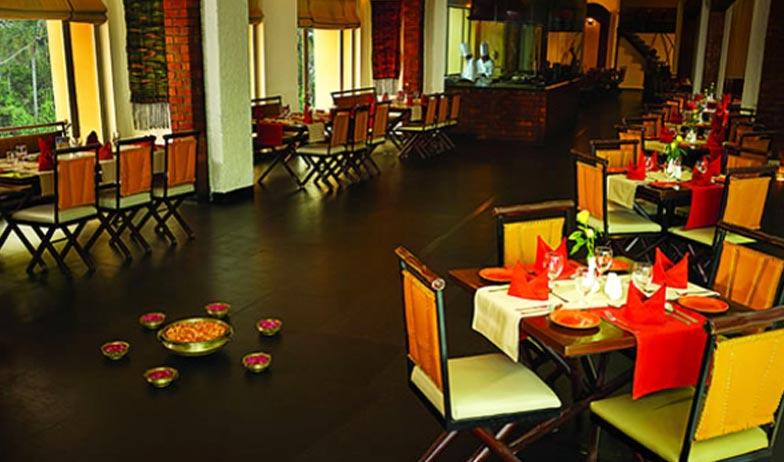 Dining2 in Grand Bhagwati Hotel