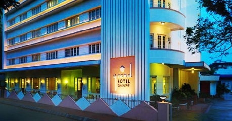Grand Hotel Kochi Hotel Grand Kochi Hotels In Kochi Indian Holiday