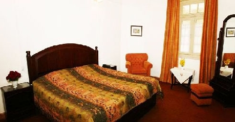 The Grand Suite in Grand Hotel Nainital