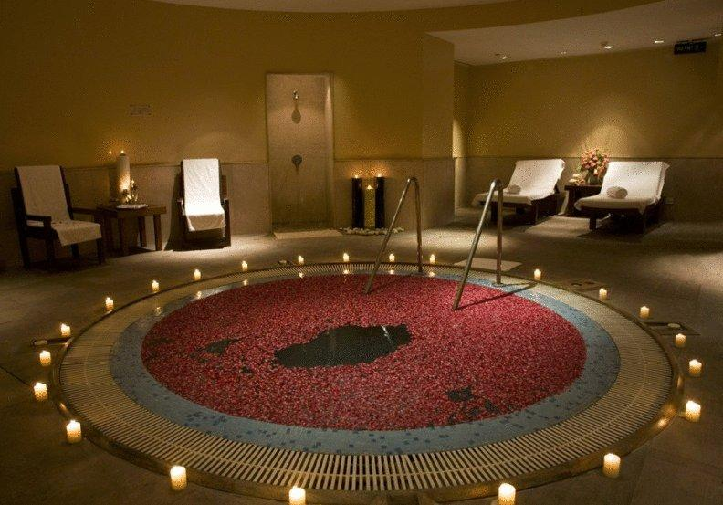 Spa in Hotel The Grand, New Delhi