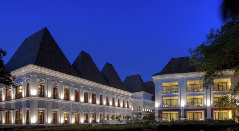 Hotel Grand Hyatt Goa2