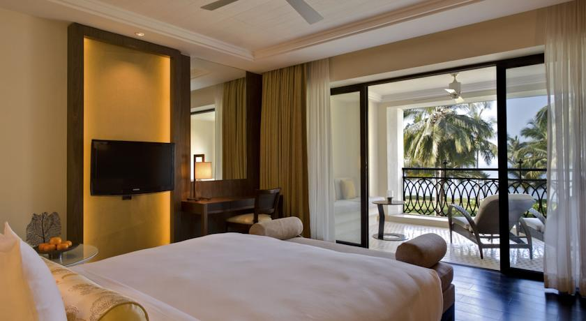 Bedroom in Hotel Grand Hyatt Goa